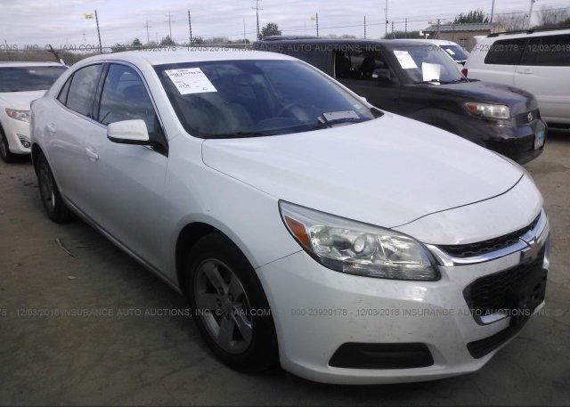 Inventory #721719505 2014 Chevrolet MALIBU