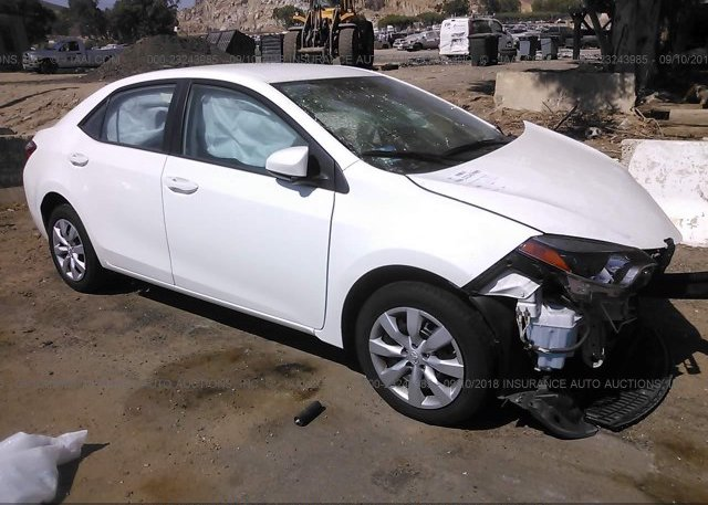 Inventory #130106861 2016 Toyota COROLLA