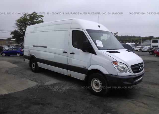 Inventory #866333332 2011 Mercedes-benz SPRINTER