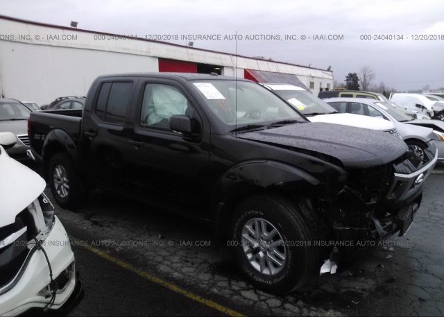 Inventory #261229380 2015 Nissan FRONTIER