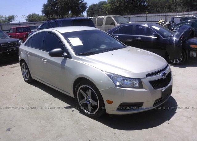 Inventory #537219674 2014 Chevrolet CRUZE
