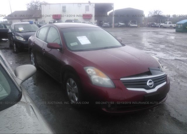 Inventory #891222363 2007 Nissan ALTIMA