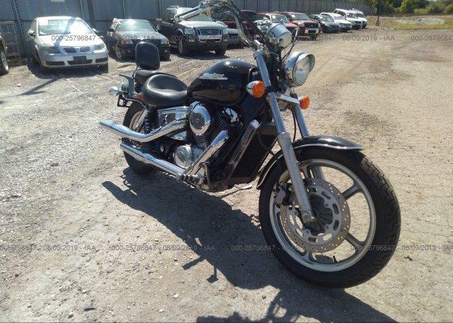 Inventory #934249192 2002 Honda VT1100