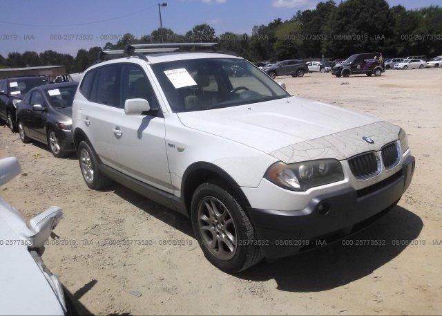 Inventory #416461961 2004 BMW X3