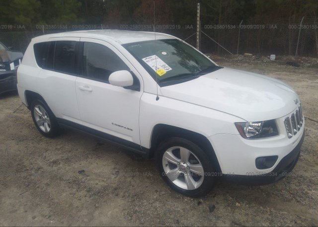 Inventory #330320231 2016 JEEP COMPASS