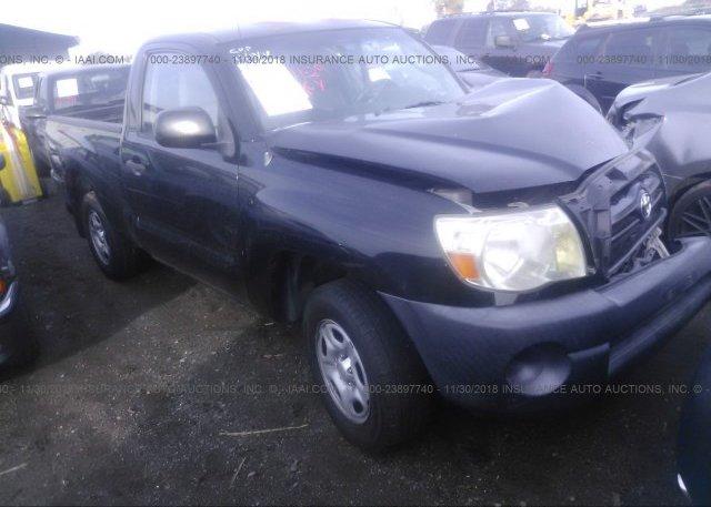 Inventory #860257551 2008 Toyota TACOMA