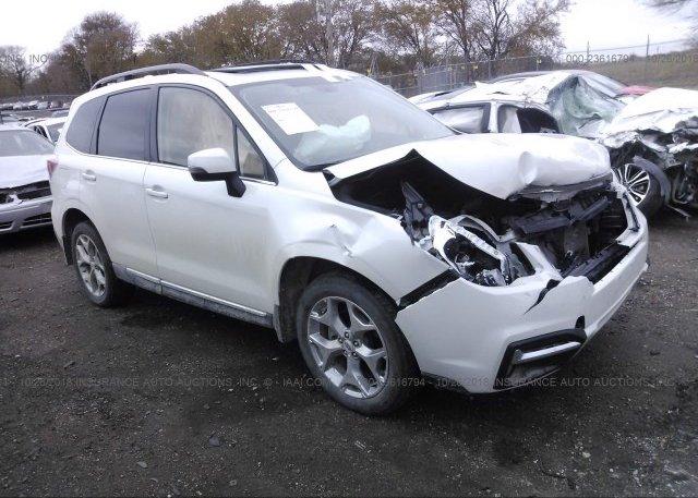 Inventory #953051512 2017 Subaru FORESTER