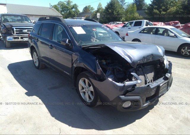Inventory #149118005 2014 Subaru OUTBACK