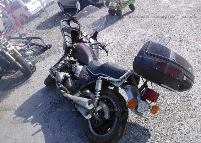 1982 HONDA CB750 - JH2RC0118CM202028