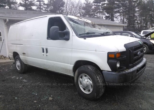 Inventory #900136353 2009 FORD ECONOLINE