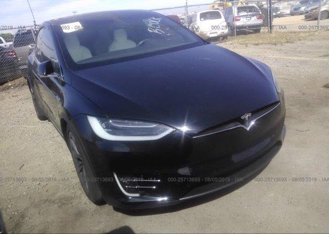 Inventory #524107208 2018 Tesla MODEL X