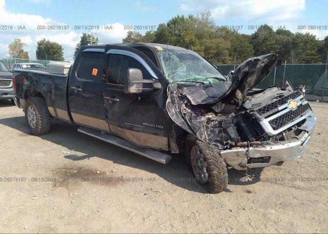 Inventory #186476601 2012 Chevrolet SILVERADO