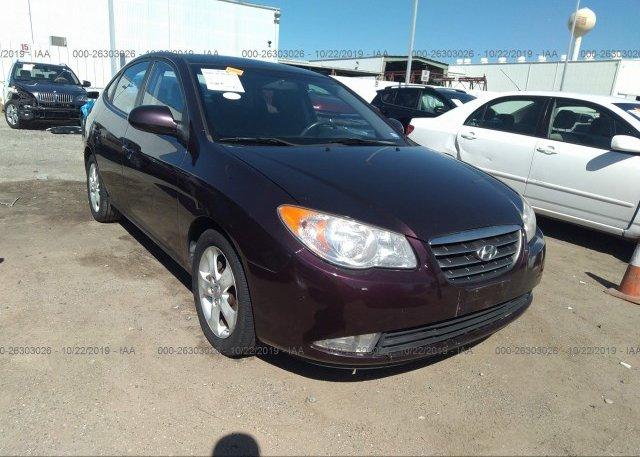 Inventory #278206246 2008 Hyundai ELANTRA