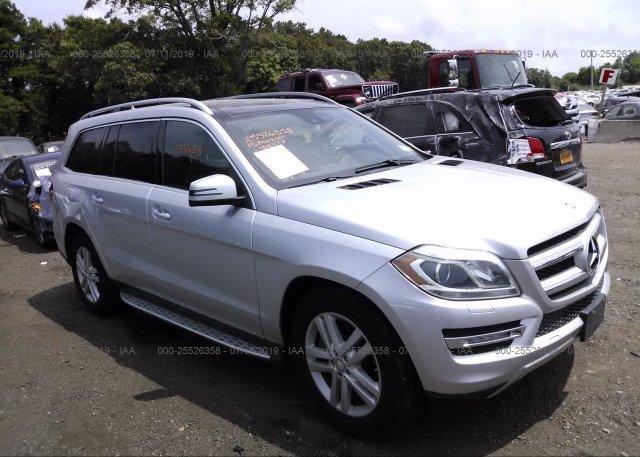 Inventory #317183412 2013 Mercedes-benz GL