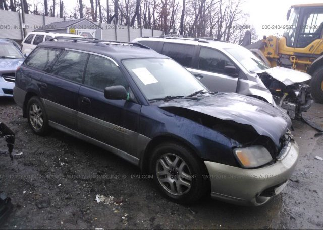 Inventory #324179733 2003 Subaru LEGACY