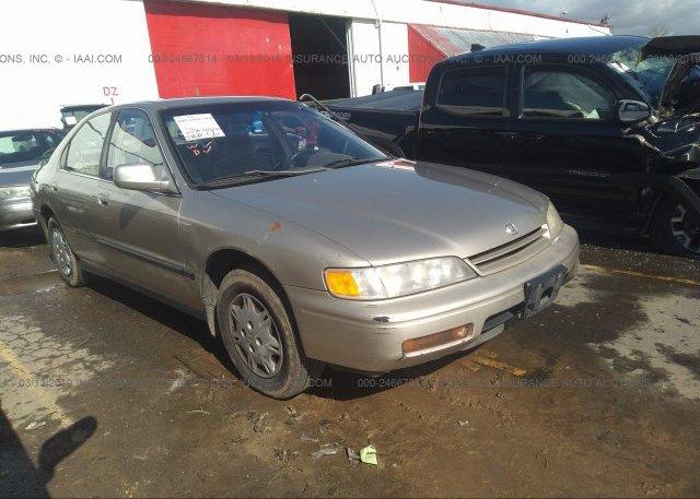 1995 honda accord hatchback