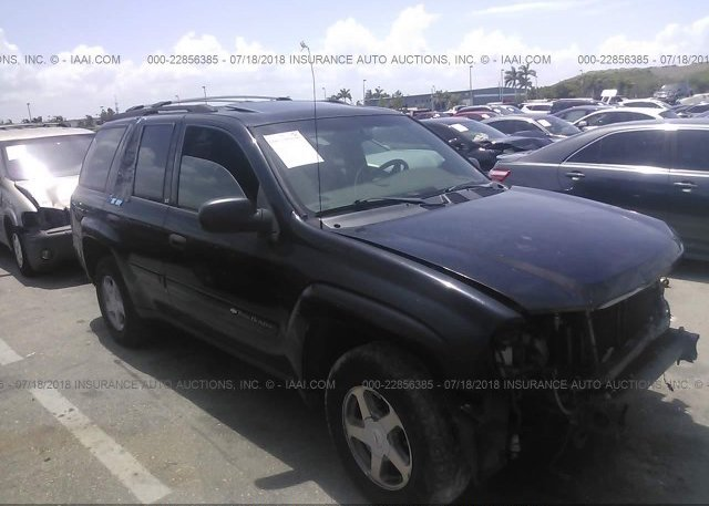 Inventory #858101877 2003 Chevrolet TRAILBLAZER