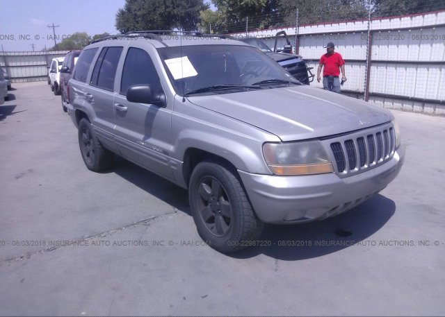 Inventory #243615287 2000 JEEP GRAND CHEROKEE