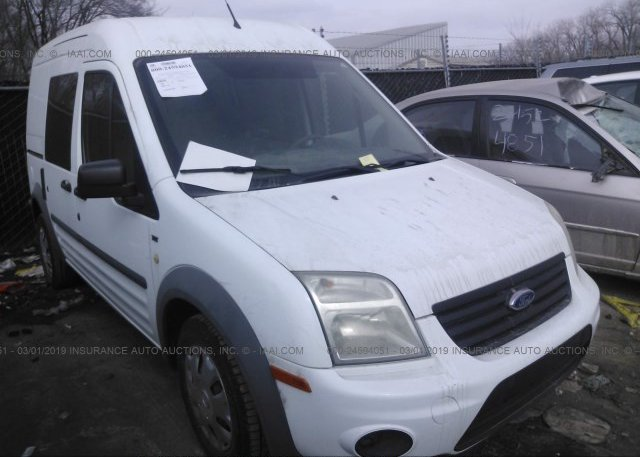 Inventory #888871394 2011 FORD TRANSIT CONNECT