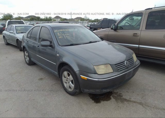 Inventory #602193125 2004 Volkswagen JETTA