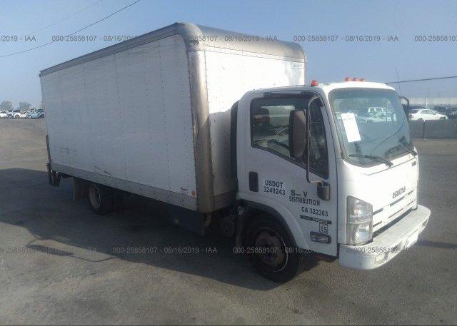 Inventory #665271548 2012 ISUZU NQR