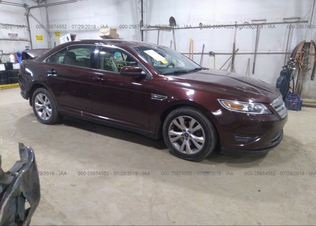 Inventory #317905945 2010 FORD TAURUS