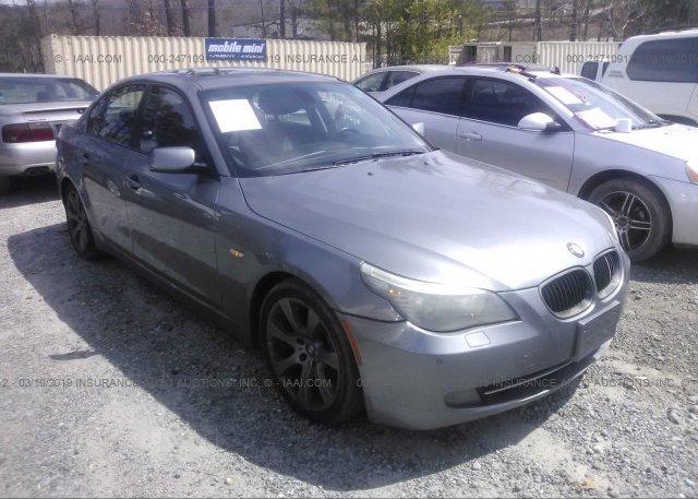 Inventory #807279460 2008 BMW 535