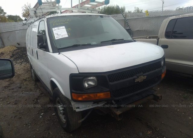Inventory #246468916 2013 Chevrolet EXPRESS G2500