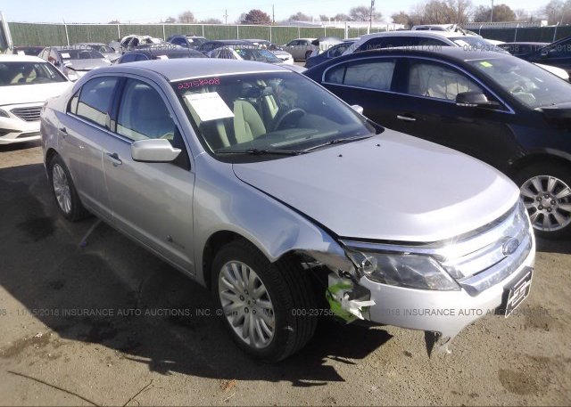 Inventory #555478595 2010 FORD FUSION