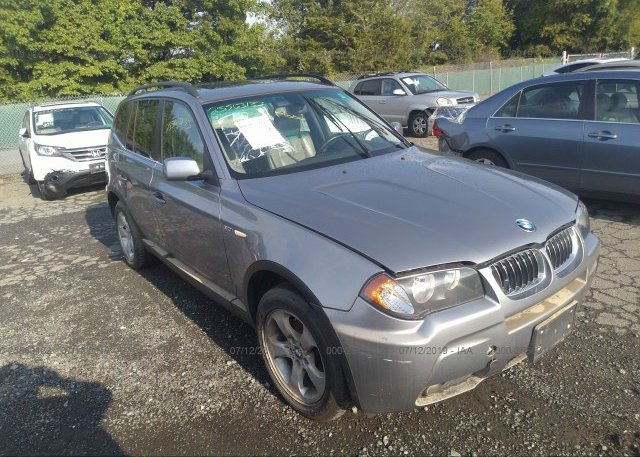 Inventory #171986924 2006 BMW X3