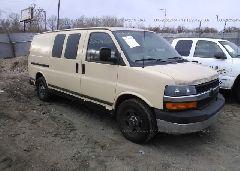 2005 CHEVROLET EXPRESS G1500