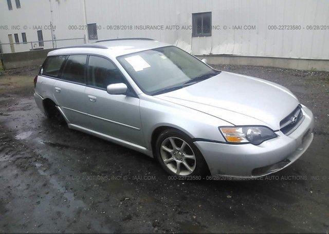 Inventory #764375577 2005 Subaru LEGACY