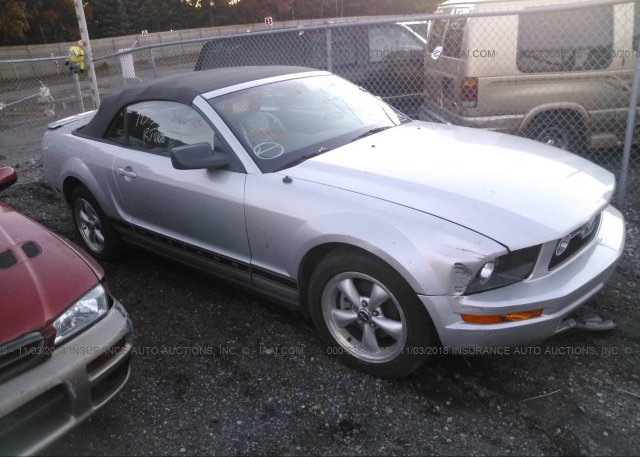 Inventory #297692899 2007 FORD MUSTANG