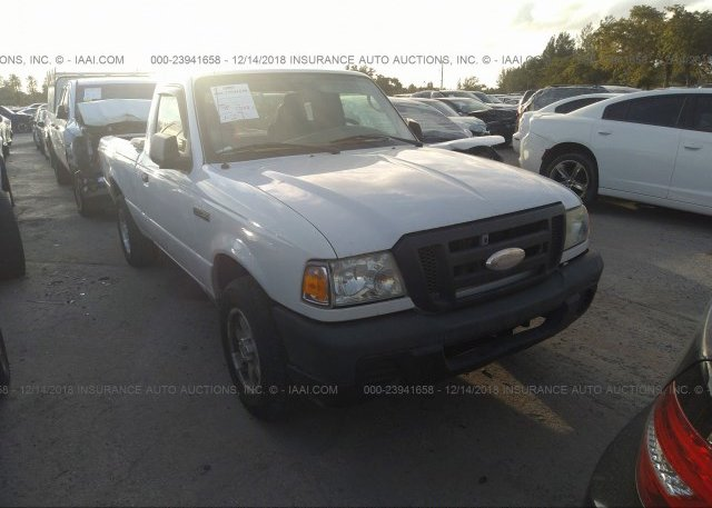 Inventory #398985778 2009 FORD RANGER