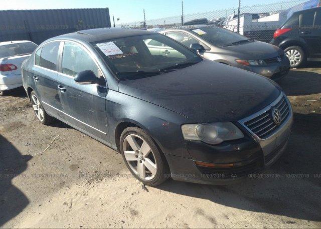 Inventory #469387166 2008 Volkswagen PASSAT