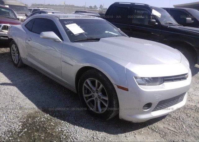 Inventory #662142818 2015 Chevrolet CAMARO