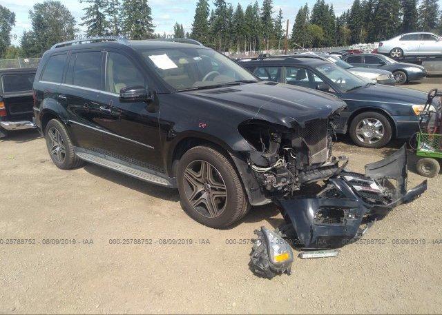 Inventory #435876204 2012 Mercedes-benz GL