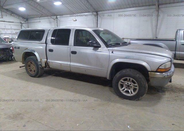Inventory #176534222 2004 Dodge DAKOTA