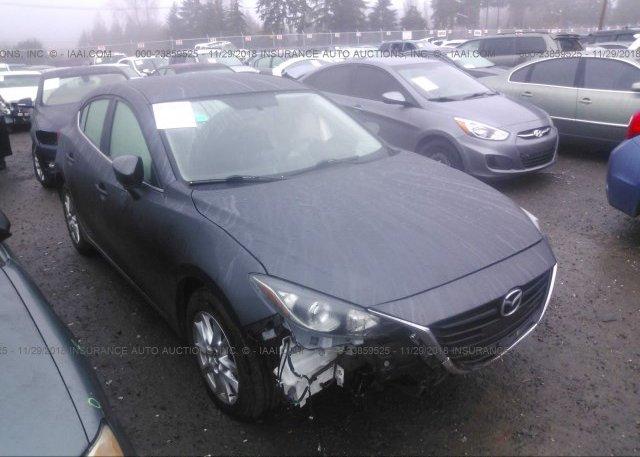 Inventory #238897569 2015 Mazda 3