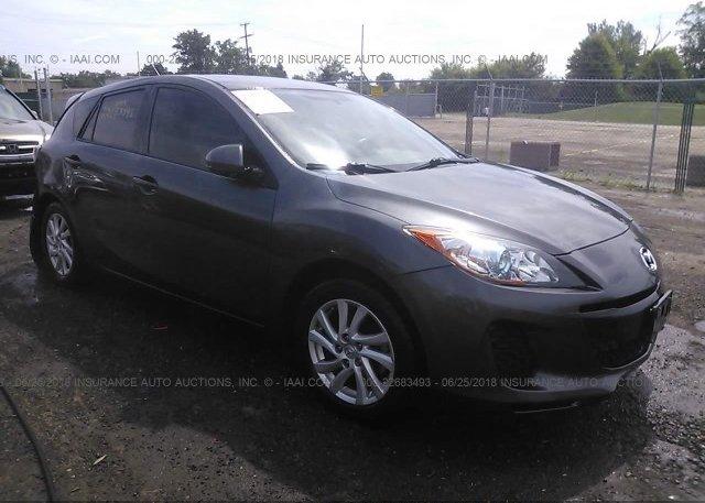 Inventory #552423461 2012 Mazda 3