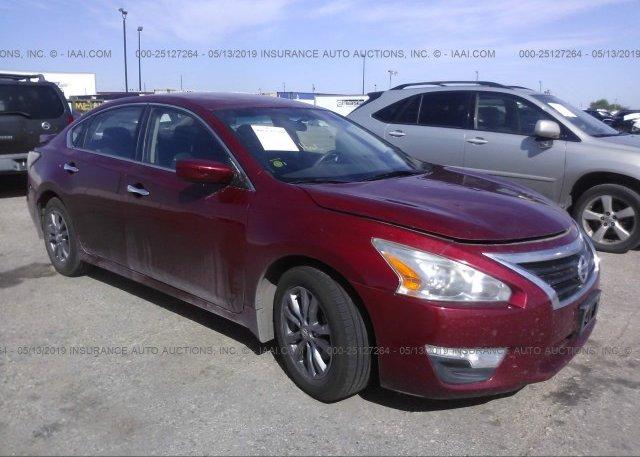 Inventory #488498094 2015 Nissan ALTIMA