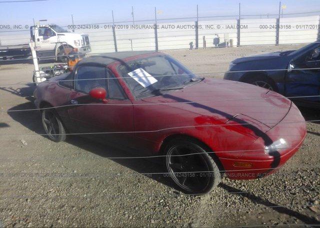 Inventory #895022955 1990 MAZDA MX-5 MIATA