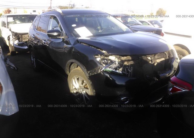 Inventory #863842570 2014 Nissan ROGUE