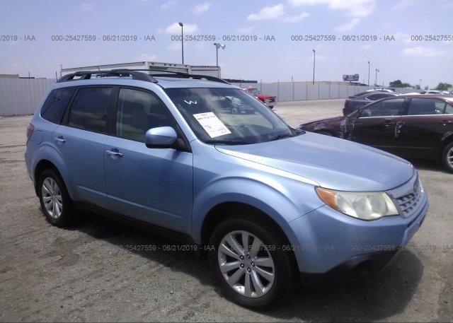 Inventory #828057309 2011 Subaru FORESTER