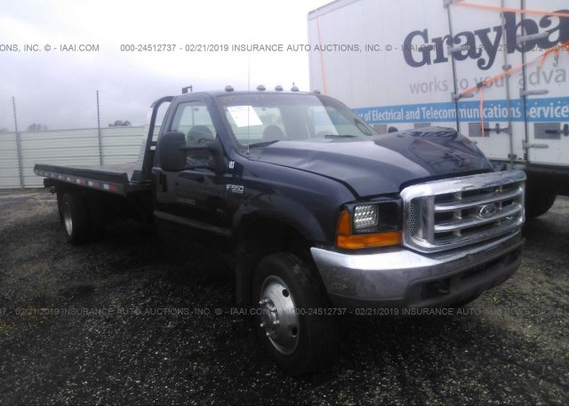 Inventory #752395664 1999 FORD F550