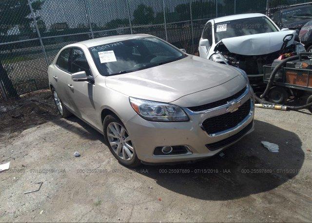Inventory #454152080 2014 Chevrolet MALIBU