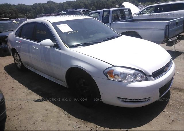 Inventory #851143342 2011 Chevrolet IMPALA