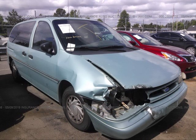 Inventory #503665344 1996 FORD WINDSTAR