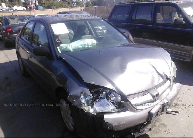 Inventory #676640673 2005 Honda CIVIC