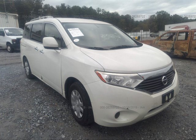Inventory #777919630 2012 Nissan QUEST